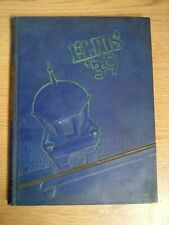 1939 State Teachers College at Buffalo NY College Yearbook Elms