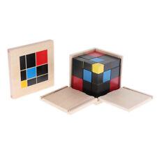 Trinomial Cube Kids Children Learning Algebra & Maths Educational Toy 1 Set