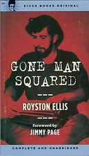 Royston Ellis - Gone Man Squared Paperback Kicks Books Norton