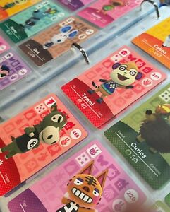 Animal Crossing Amiibo Cards Series 3 #201-300 - Authentic, Mint, <$5 (Choose)
