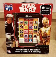 Star Wars Lot Of 8 Books With ME Reader -- Reads Books Out Loud!