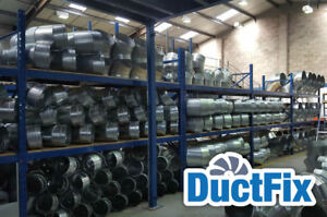 Spray Booth Ductwork Extract Fans Ducting Uk's Cheapest Manufacturer All Sizes