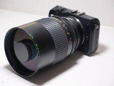 EOS M fit 500mm = 750mm ON CANON EOS M5 DIGITAL SLR MIRRORLESS CAMERA