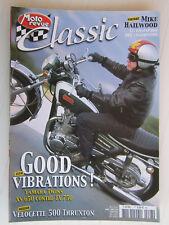 Moto revue CLASSIC N°7 /YAMAHA XS 650-TX 750/VELOCETTE 500 THRUXTON/M.HAILWOOD