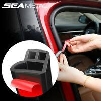 """79"""" L-Shape Car Door Trunk Trim Edge Moulding Rubber Seal Strip Weatherstrip 2m"""
