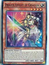 Yu-Gi-Oh - 1x Dragon Knight of Creation - SR02 - Structure Deck Rise of the True