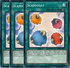 3X Scapegoat -Starter Deck: Codebreaker -Common- YS18-EN023