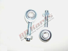"3/8"" TIE ROD ENDS  Left & Right 1 Pair Go Kart Racing (NEW)"