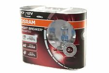 Osram H7 64210 NBU Night Breaker Unlimited Halogen Lampen Duo-Box (2 Stück)
