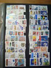 West Germany Bundesrepublik Deutschland collection of 1000 comems large stamps