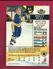 1993-94 STADIUM CLUB ST LOUIS BLUES TEAM SET (17)