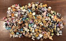 Huge Lot of 300 Littlest Pet Shop Animals 8+lbs