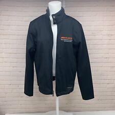 McLaren Logo x OGIO XS Unisex Black Full Zip All Weather Jacket Branded RARE