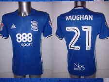 Birmingham City Adidas Vaughan Adult M Shirt Jersey Football Soccer Player Issue