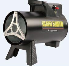 10kW/15KW PORTABLE PROPANE GAS INDUSTRIAL LPG WORKSHOP SPACE FIRE HEATER GARAGE