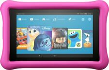 """Amazon - Fire Kids Edition - 7"""" - Tablet - 16GB 7th Generation,2017 Release pink"""