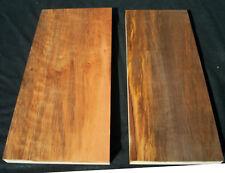 2 x Tasmanian Myrtle Craft Boards / Chopping Board blanks