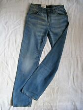 DENIMBIRDS by Nudie Damen Blue Jeans W28/L34 baggy fit high waist straight leg