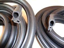 BMW E30 M3/Alpina 85 To 90 PORTES + COFFRE SEAL Set 2 portes + 1 Boot Top O.e Qualité