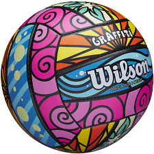 Wilson Graffiti Beach Volleyball Professional Pro Level Official Size Weight