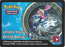 POKEMON: ONLINE CODE CARD FROM THE SUMMER 2014 GRENINJA EX TIN - KALOS POWER