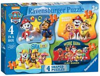 06979 Ravensburger Paw Patrol Jigsaw Puzzle Childrens Kids 4,6,8,10pc Toy Age 3+