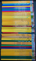 LOT of 45 VINTAGE PENCILS (30 Diff) Incl 19 Brands SOME SCARCE, HARD TO FIND