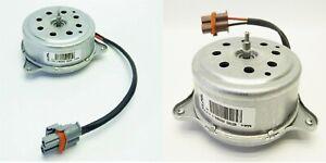 Nidec M157981 & M157983 Left & Right Cooling Fan MotorsOEM Replacement Nissan