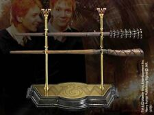 HARRY POTTER DEATHLY HALLOWS MOVIE FRED GEORGE WEASLEY PROP REPLICA WAND SET