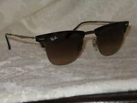 Ray-Ban LightRay Light Brown Sunglasses. New. RB8056. Made in Italy.