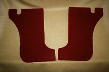 Datsun 1600, P510, coupe, sedan, wagon, carmine carpet kick trims. NEW!