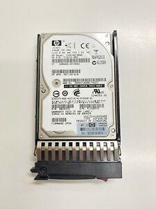 """HP 146GB SAS 15K 2.5"""" HDD 0B24372 518216-002 Include Caddy"""