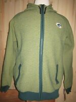 Green Bay Packer Men's Green Light Weight Hoodie Size L New With Tags