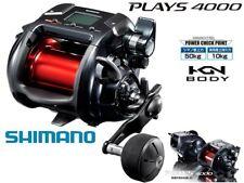 Shimano Plays Mulinello Elettrico 4000