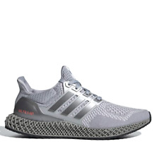 Adidas Ultra 4D Nasa Running Shoes Sneakers Grey FX7753 Size 4-12