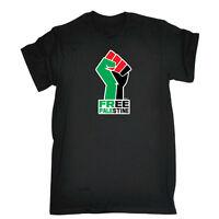 Funny Novelty T-Shirt Mens tee TShirt - Palestine Fist