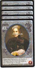 Marciana Giovanni, Investigator x5 Giovanni FN