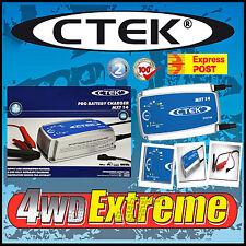 CTEK MXT14 24 VOLT 14 AMP SMART CHARGER BATTERY 24V MXT 14 XT14000 TRUCK