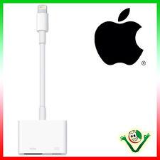 Adattatore digitale AV hdmi per iPod touch 5 ORIGINALE Apple AV lightning