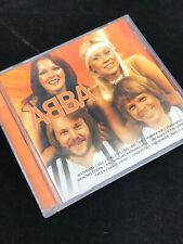 ABBA ICON - Best of CD Greatest Hits - Mamma Mia, Dancing Queen 11 TRACK DISC