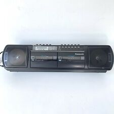Panasonic RX-FT590 Stereo Boombox RX Radio Cassette Player MW LW FM Retro