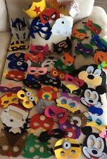 Eyemask Kids Unisex Costume Masks