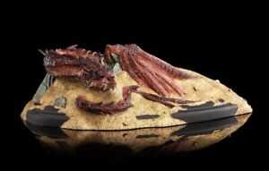 Smaug King Under The Mountain Weta Workshop Sold Out Like New