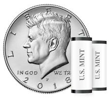 2018 P PHILADELPH KENNEDY HALF DOLLAR CLAD ONE UNCIRCULATED U.S.MINT COIN MONEY