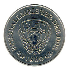 DDR - BERLIN - BFC Dynamo - FUSSBALLMEISTER der DDR 1980 - ANSEHEN (9937/639N)