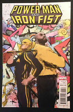Power Man and iron Fist #3 Keron Grant 1:25 Variant Cover Luke Cage