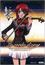 LA CORDA D'ORO PRIMO: PASSO COMPLETE COLLECTION - DVD - Region 1 - Sealed