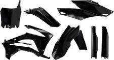 Acerbis Full Plastic Kit Honda Black CRF250R/450R 2013-2017