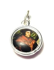 St Thomas More RELIC MEDAL PATRON of large families; lawyers, politicians