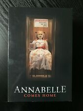 NECA Annabelle Comes Home Toy Doll Behind Glass w/Changable Heads